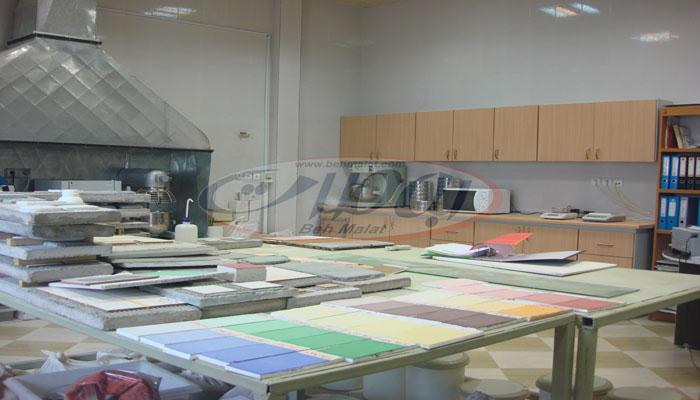 آزمایشگاه ملات خشک۷